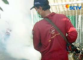 090320bcikungunya Mengantisipasi penyebaran Chikungunya di Kota Padangsidimpuan Dinkes Terus Lakukan Fogging