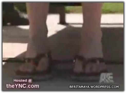 kaki palsu