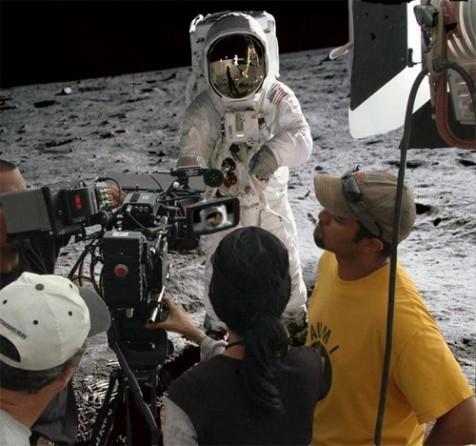 Di Balik Pembuatan Video Neil Armstrong